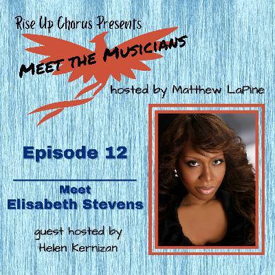 Episode 12: Meet Elisabeth Stevens