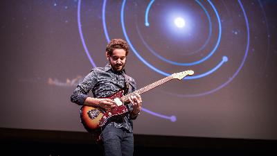 ماذا يشبه صوت الكون يا ترى؟ جولة موسيقية | مات روسو