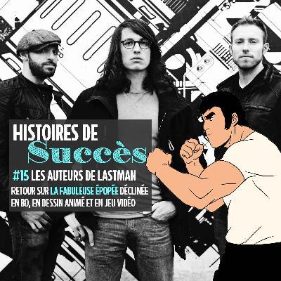 Lastman : comment faire un manga français ?
