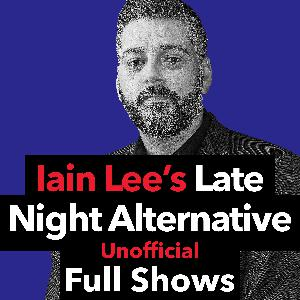 Iain Lee - Wednesday 24th April 2019