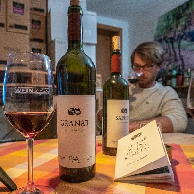 """Aaron Schwegler: """"… unaufgeregt den Wein sprechen lassen"""""""