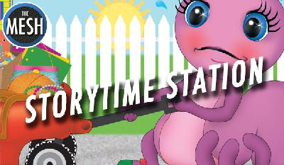 Storytime Station: Shelby's Collection Day