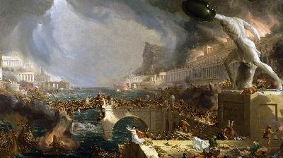 What Happened After Civilization Collapsed