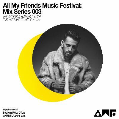 #AMFDTLA2019: MIX SERIES Ep. 003 ft. BRUNO FURLAN