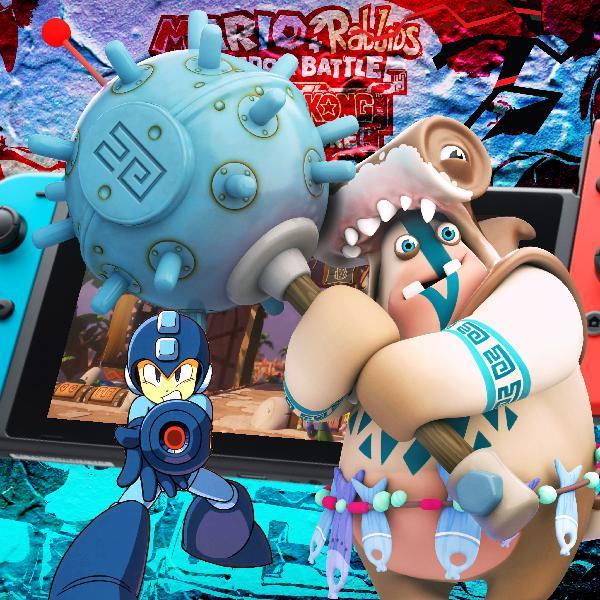 N64 Classic Rumors, New Switch Bundle, Resident Evil 7, Mario + Rabbids DLC - Nintndo Voice Chat Ep. 409