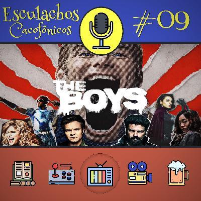 EP #09 - The Boys