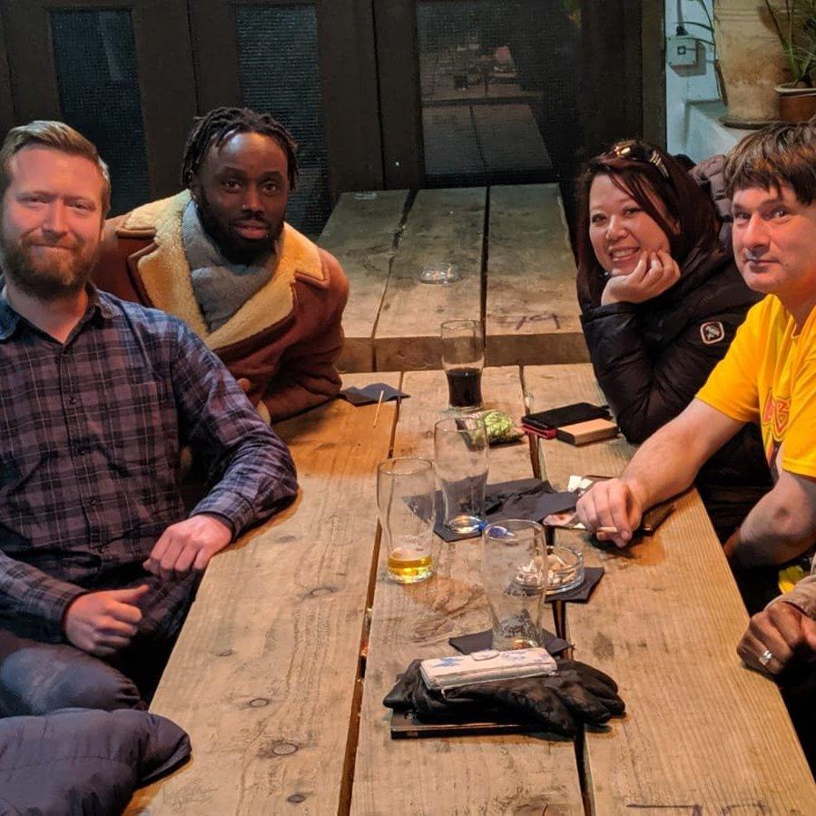 Community - six presenters and a recap #Cult TV - GeekSweat 078