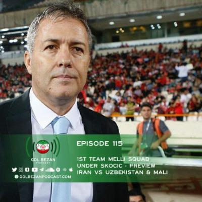 Team Melli Returns! Persepolis Closes in on AFC! PREVIEW