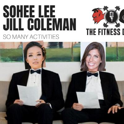 Sohee Lee and Jill Coleman EP 126: So Many Activities