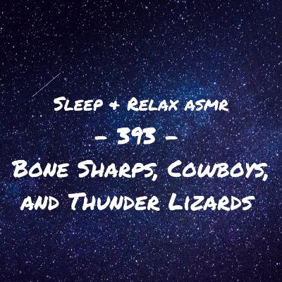 Bone Sharps, Cowboys, and Thunder Lizards (ASMaRticles)