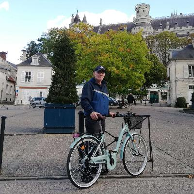 Cycling in Paris: Past & Present w/ Mark Cramer