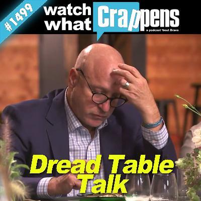 Top Chef: Dread Table Talk