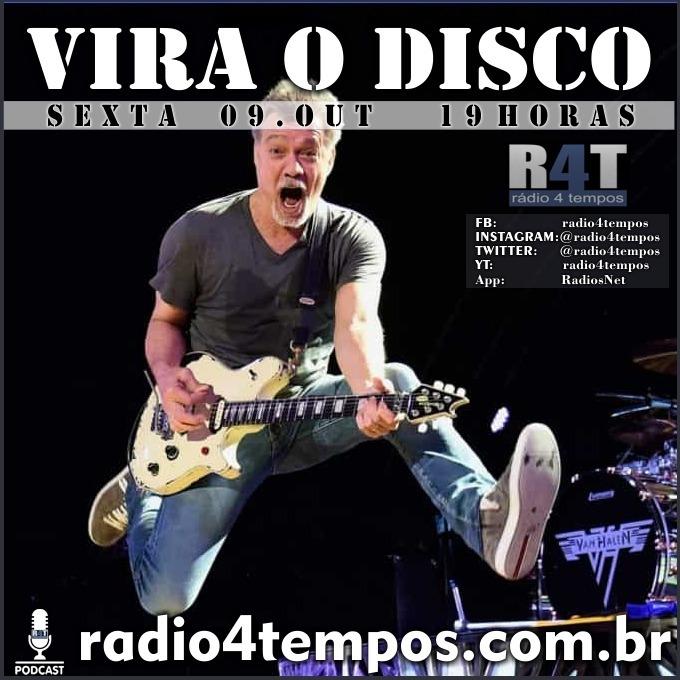 Rádio 4 Tempos - Vira o Disco 79:Rádio 4 Tempos