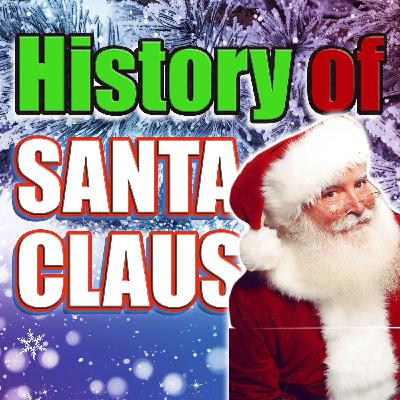 E17: A History Of Santa Claus. Who Is He? (Pre-Intermediate English)
