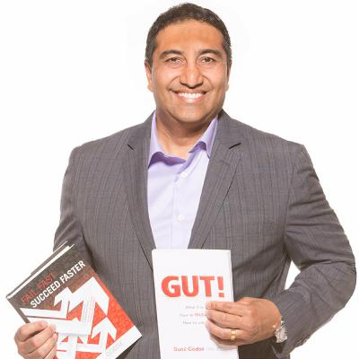 Ep 92: The Power Of Your Intuition W/ Sunil Godse