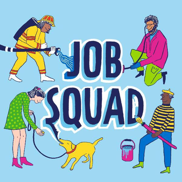 Job Squad (Ages 6-12) - E4: Foley Artist