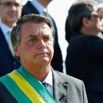 Bolsonaro na mira de juristas e de ONG Internacional; Código Eleitoral volta à Câmara; viagem na órbita da Terra.