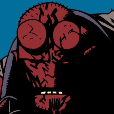 The Kids Talk Hellboy Omnibus Vol. 1: Seed of Destruction - PART 1