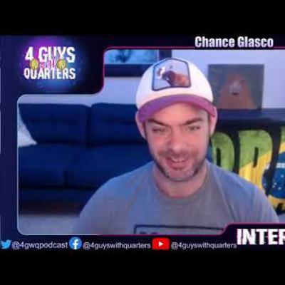 Interview with Cofounding dev of Infinity Ward   Call of Duty   Game/VR Consultant Chance Glasco