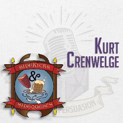 Kurt Crenwelge is Breathing Life Back into NPCs