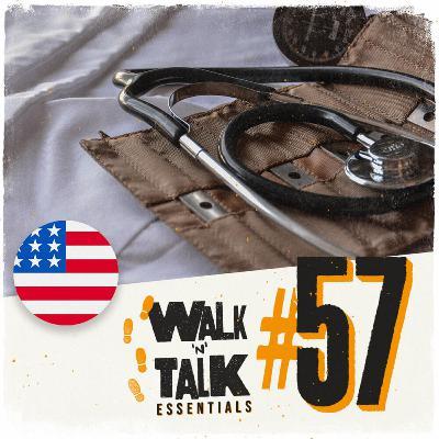 Walk 'n' Talk Essentials #57 - A vó ta no hospital