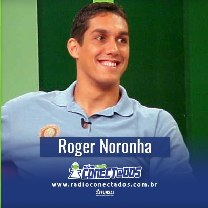 Roger Noronha - Vamo Pro Jogo