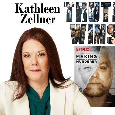 "Harvey Brownstone Interviews Kathleen Zellner, Renowned Defense Attorney and Star of ""Making a Murderer"""