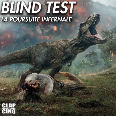 BLIND TEST: LA POURSUITE INFERNALE (Jurassic World, Titanic, Avengers...)