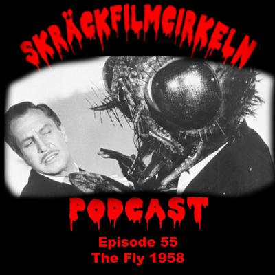 Episode 55 - Vincent Price - The Fly 1958