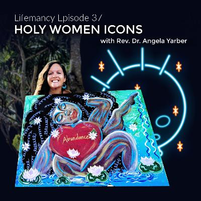 Holy Women Icons with Rev. Dr. Angela Yarber
