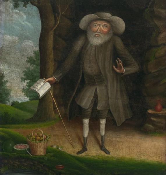 338 - Abolitionist Benjamin Lay