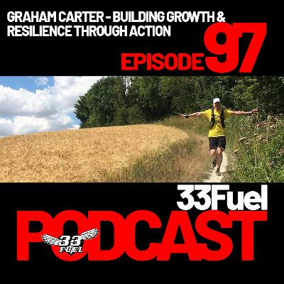 Graham Carter - building growth & resilience through action