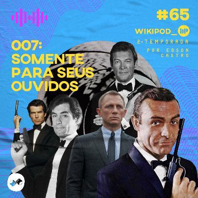 007: SOMENTE PARA SEUS OUVIDOS