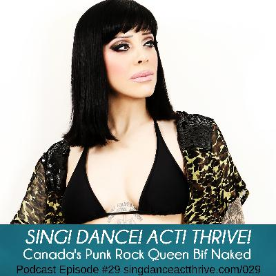 Bif Naked Canada's Punk Rock Queen