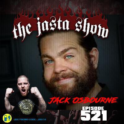 Episode #521 - Jack Osbourne