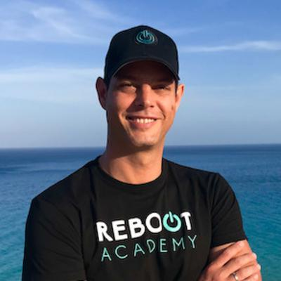 Interwiew with Fer Martín, founder and CEO of Reboot Academy