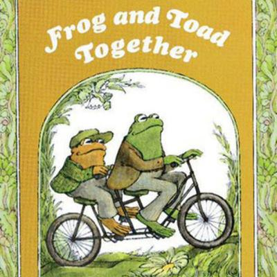 Frog & Toad - Cookies by Arnold Lobel