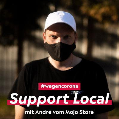 Support Local: 10 Fragen an André vom Mojo Store in der Schanze
