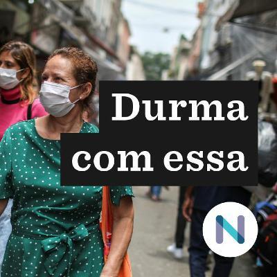 O aumento da taxa de transmissão de covid-19 no Brasil   24.nov.20