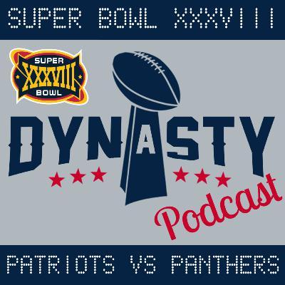 2003 Super Bowl: Patriots vs Panthers