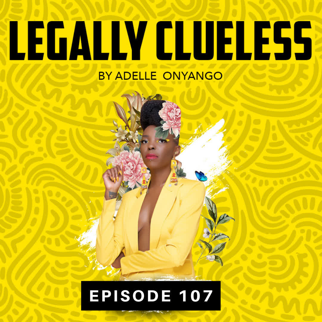 Ep107 - The White Dress With Yellow Flowers