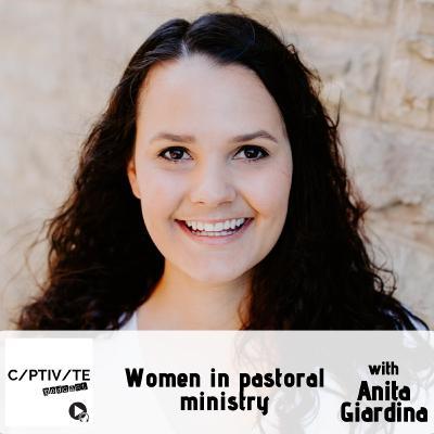 Anita Giardina - Women in pastoral ministry
