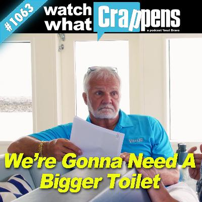 BelowDeck:  We're Gonna Need A Bigger Toilet