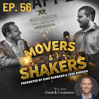 Patience, Persistence and Utilizing The Three Step Framework With Derrick Carpenter