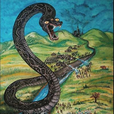 #299 A: The Black Snake Prophecies With Ricardo Salazar