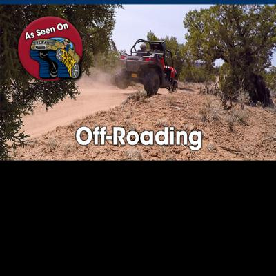 We're going Off-Road!