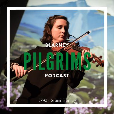 Episode 92: Gráinne Brady Interview (Fiddle)
