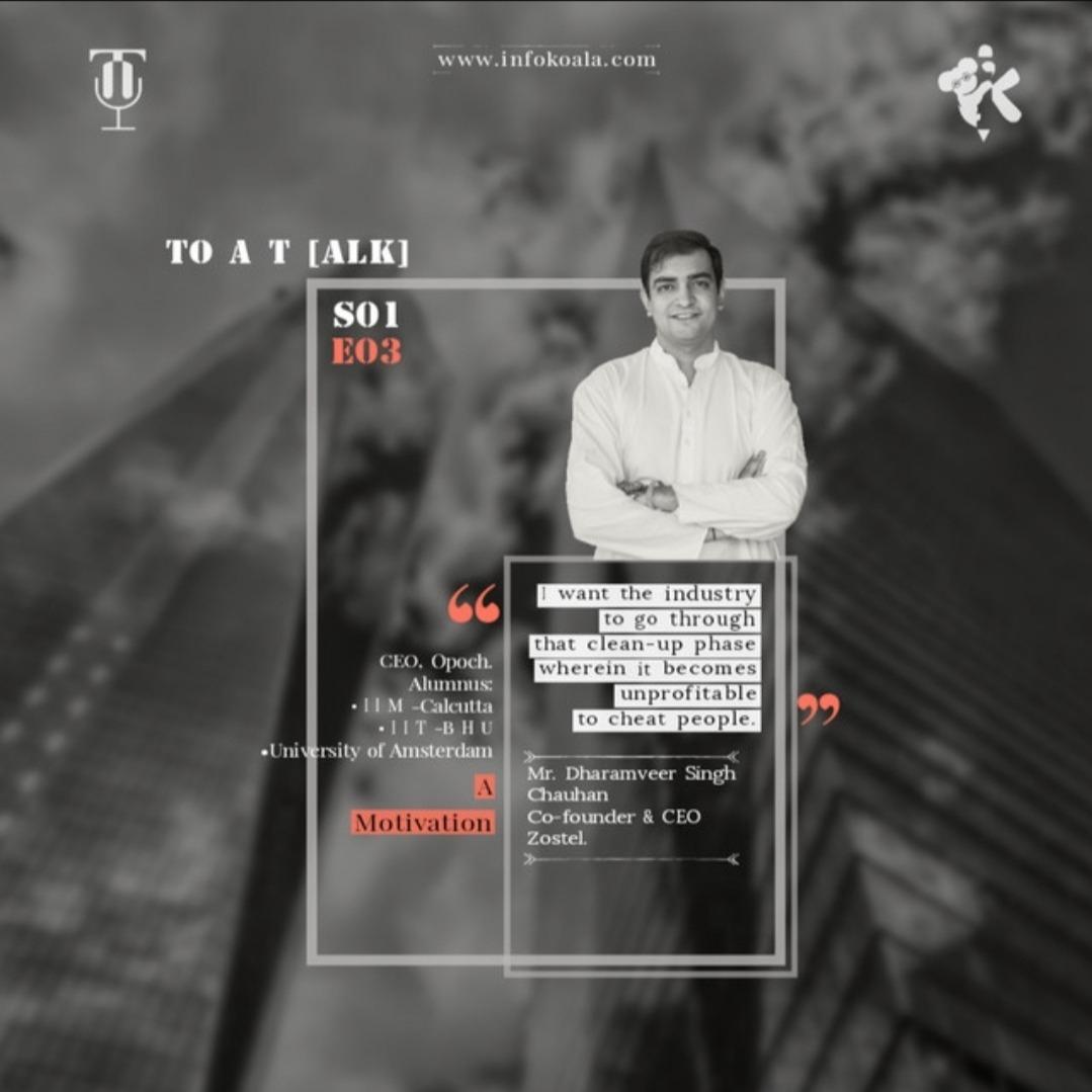 An Entreprenuer's Wanderings ft. Dharamveer Singh Chouhan