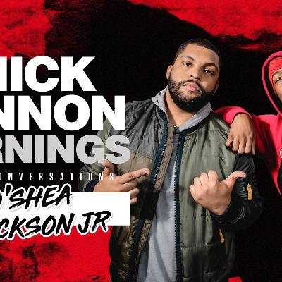 O'Shea Jackson Jr. Stole Change From The Rock After Meeting For The First Time