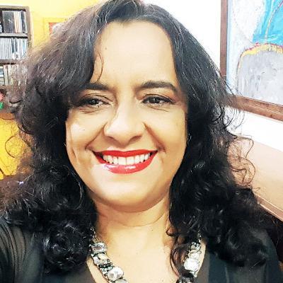 Ieda de Oliveira convida Carmen Moreno
